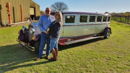swan valley winery tours