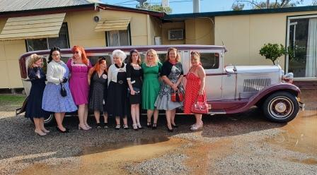 swan valley limo tours